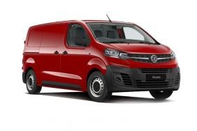 Vauxhall Vivaro Medium Van