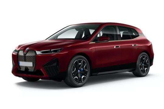 BMW iX Estate Suv xDrive 40 M Sport Tech Plus Auto