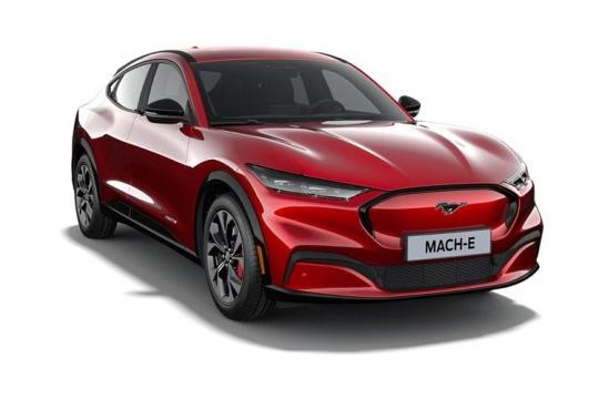 Ford Mustang Mach-E: All-Electric SUV Details Revealed