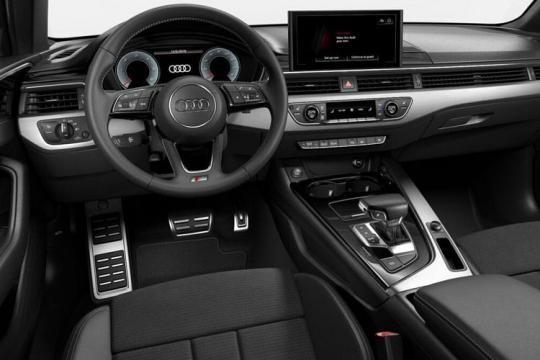 Audi A4 Saloon 35 TFSI 150 Technik Comfort+Sound Pack