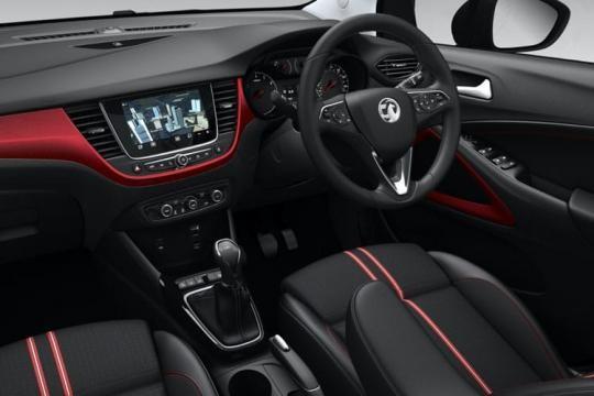 Vauxhall Crossland SUV 1.5TD 110ps Elite Nav