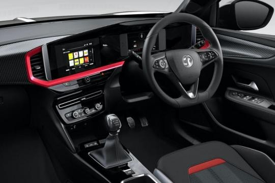 Vauxhall Mokka Hatchback Hatch 1.2T 130ps Elite Nav Auto