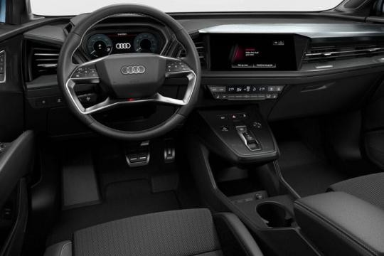 Audi Q4 E-Tron Sportback 35 55kWh 170ps S Line Auto