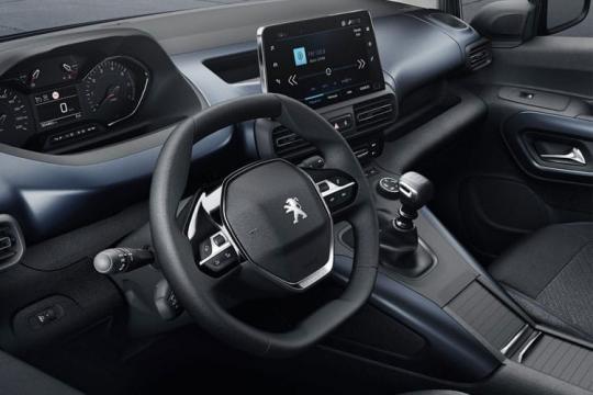 Peugeot Rifter Estate e-RIFTER 50kWh 136 GT Auto
