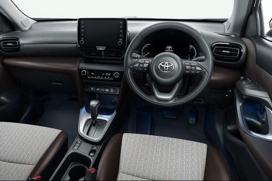 Toyota Yaris Cross Estate 5 Door 1.5 Hybrid Excel City Pack CVT