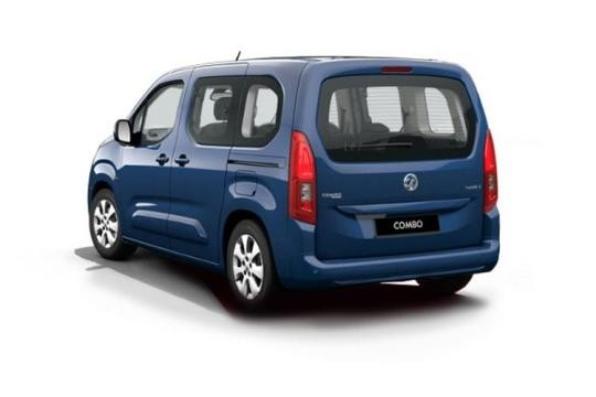 Vauxhall Combo Life Estate e-COMBO LF 5 Door 50kWh SE XL 11kWCh 7Seat Auto