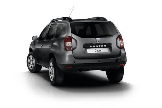 Dacia Duster SUV Cmmrcl 1.3 TCE 130 Comfort 4x2