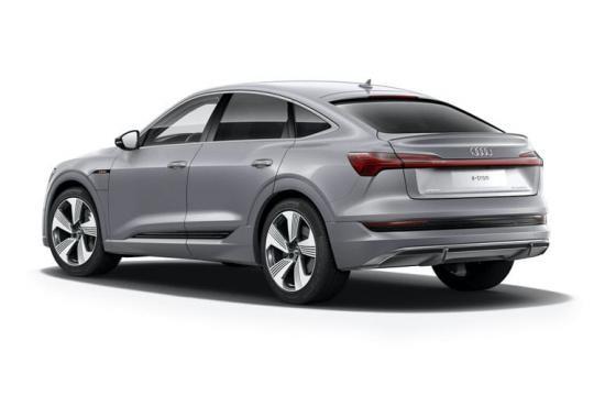 Audi E-Tron Sportback 50 71kWh Quattro 313ps S Line