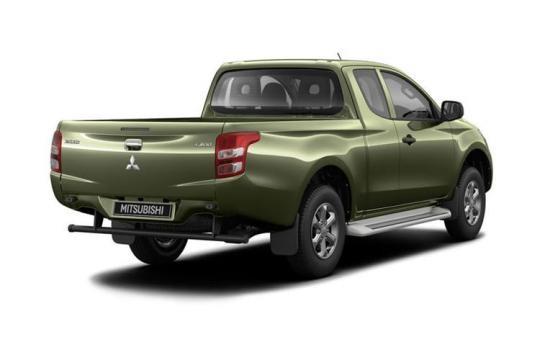 Mitsubishi L200 Van Pick Up 2.4DI-D 4LIFE Club Cab 4WD