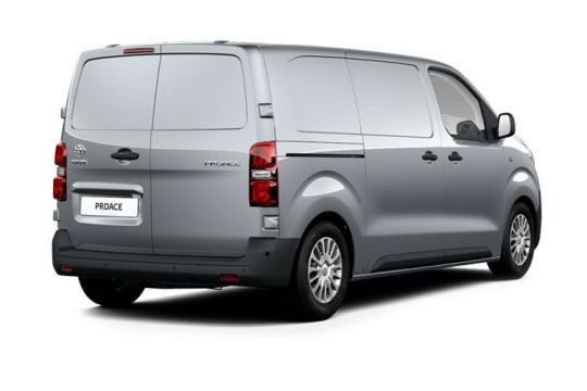 Toyota Proace Van EV 50KW 11kW Icon Medium Fast Charger