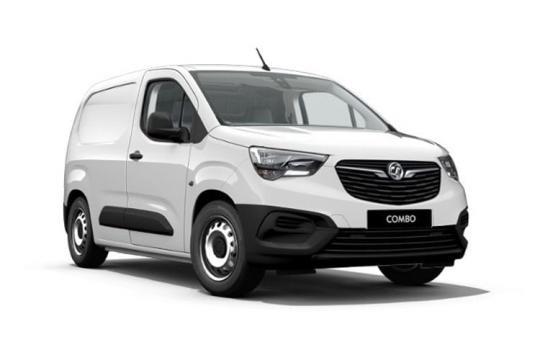 Vauxhall e-Combo Van e-COMBO Cargo L2H1 2300 50kWh 11kWCH Dyn