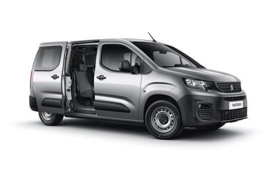 Peugeot Partner Van e-PARTNER Crew 50KWH 700 Professional Premium Auto