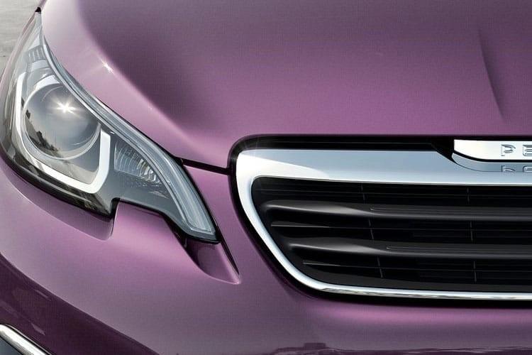 Peugeot 108 Hatchback