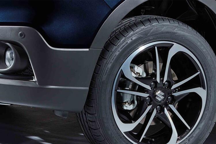 Suzuki SX4 S-Cross SUV