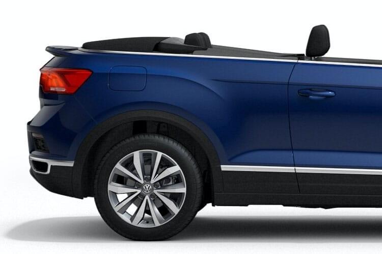 Volkswagen T-Roc Convertible