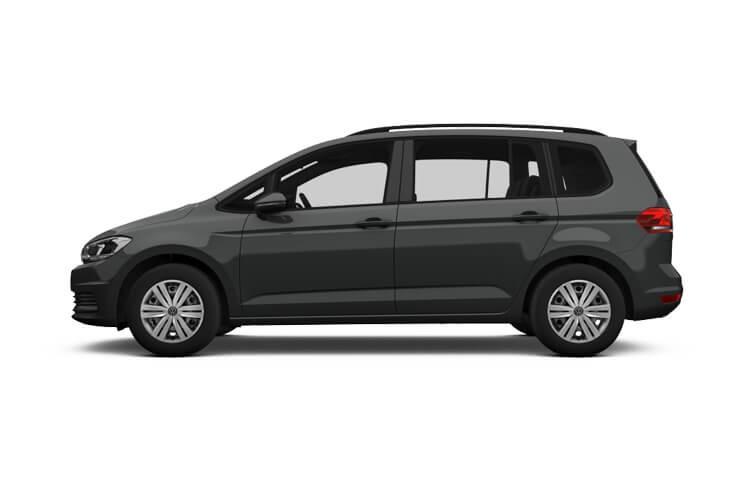 Volkswagen Touran Minivan