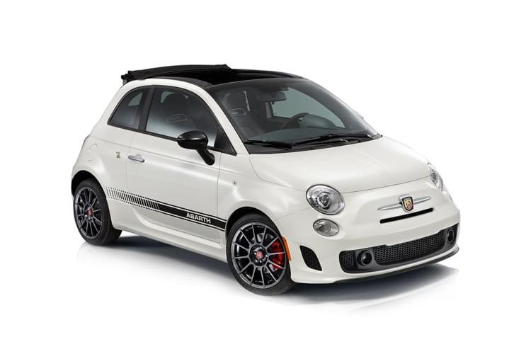 Fiat Abarth Convertible