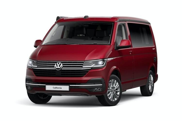 Volkswagen California Van