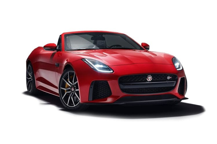 Jaguar F-Type Convertible - 5.0 V8 450 Supercharged R-Dyn Auto AWD