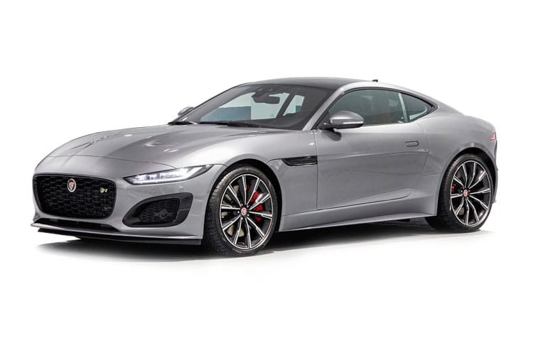 Jaguar F-Type Coupe - 5.0 V8 450PS Supercharged R-Dynamic Auto