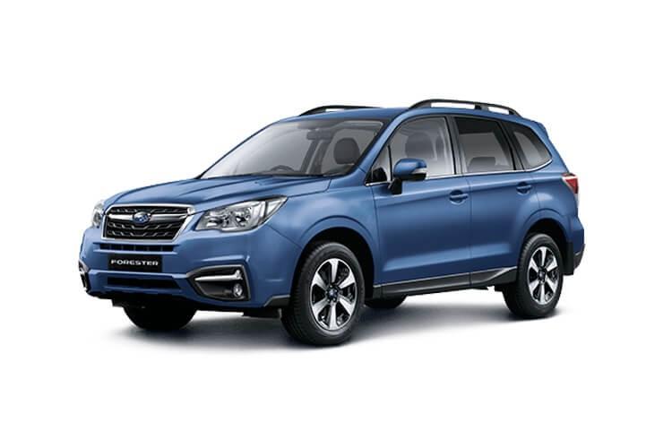 Subaru Forester Estate