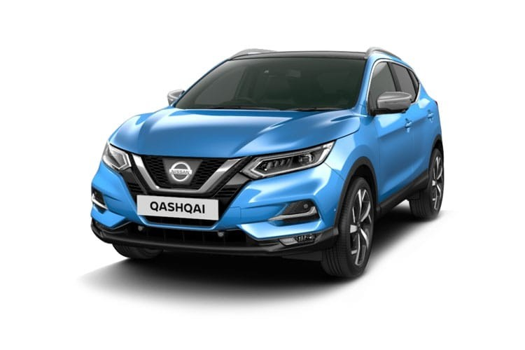Nissan Qashqai Hatchback