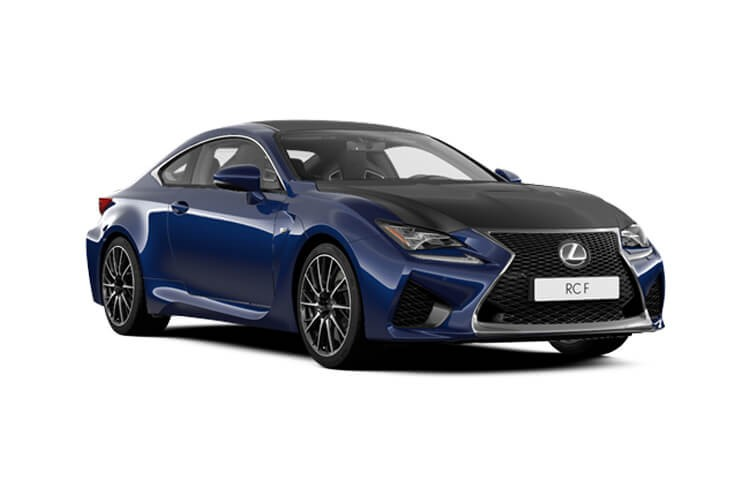 Lexus RC Coupe - F 2 Door 5.0 463hp Track Edition Auto
