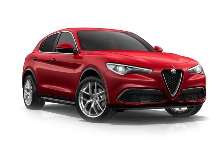 Alfa Romeo Stelvio Estate