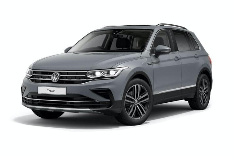 Volkswagen Tiguan SUV