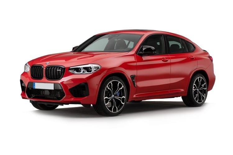 BMW X4M SUV