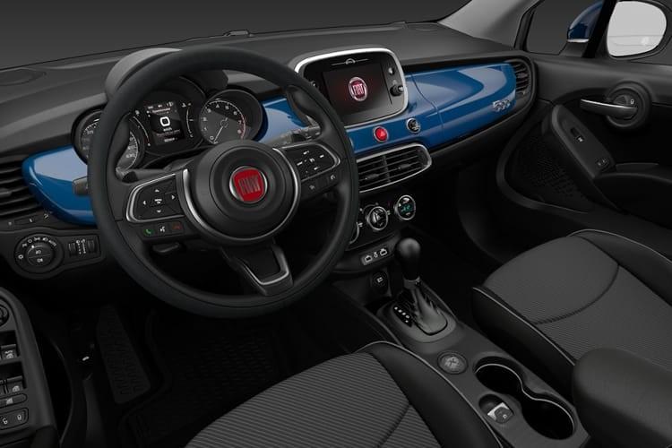 Fiat 500X Hatchback