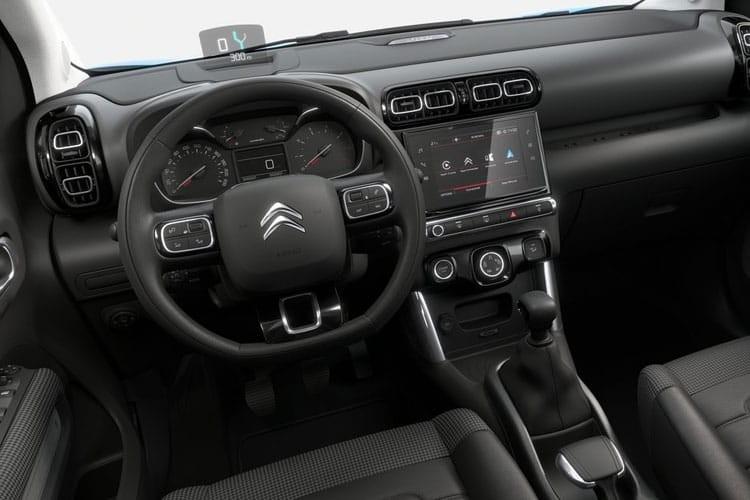 Citroen C3 Aircross Hatchback