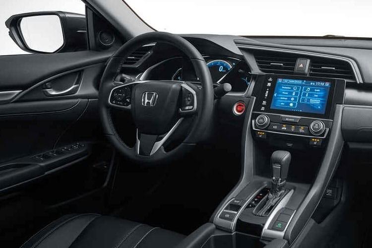 Honda Civic Saloon