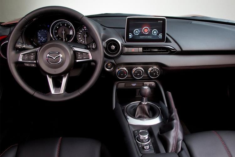 Mazda MX-5 Convertible