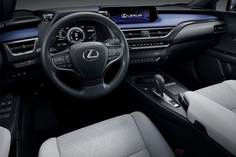 Lexus UX SUV