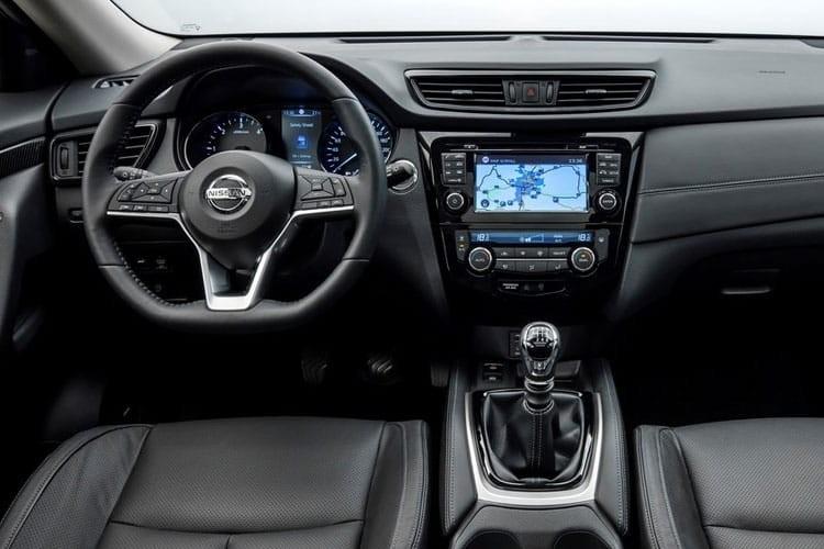Nissan X-Trail SUV