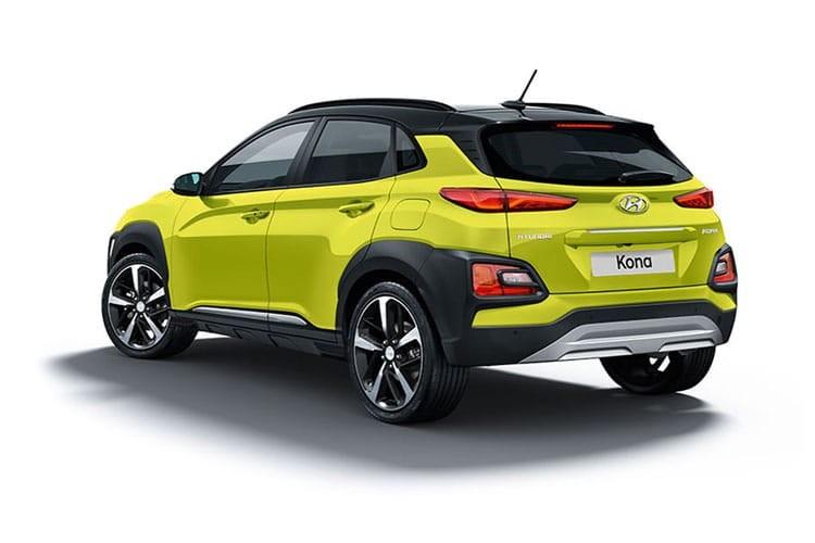 Hyundai Kona Hatchback