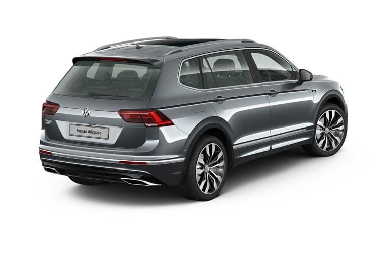 Volkswagen Tiguan Allspace SUV