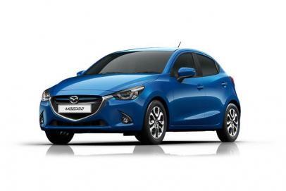 Mazda 2 lease car