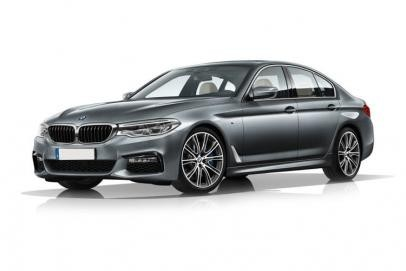 BMW 5 Series lease car