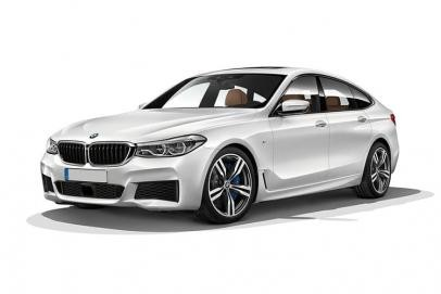 BMW 6 Series lease car