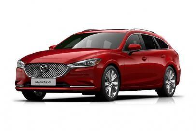Mazda 6 lease car
