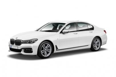 BMW 7 Series lease car