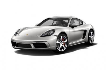 Porsche Cayman lease car