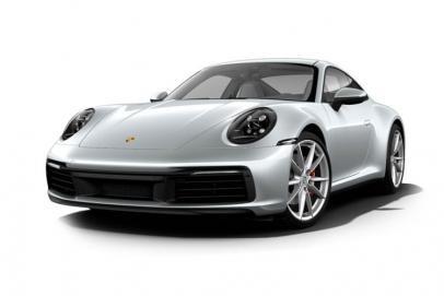 Porsche 911 lease car