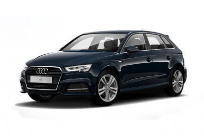 Audi A3 lease car