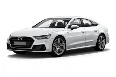Audi A7 lease car