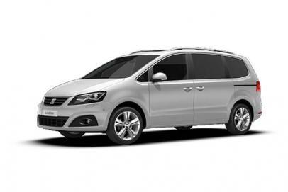 SEAT Alhambra lease car