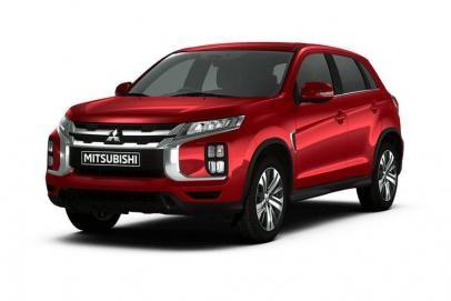 Mitsubishi ASX lease car