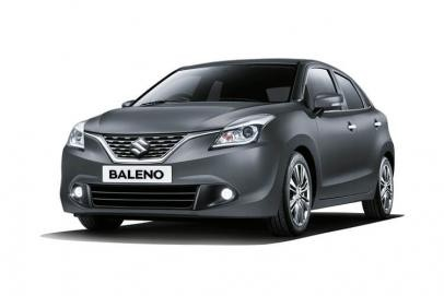 Suzuki Baleno lease car